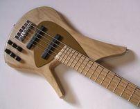 ReQ bass by Ezequiel Galasso, via Behance