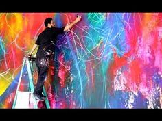 MOST VIEWED VIDEOS IN OCTOBER http://www.widewalls.ch/most-viewed-videos-in-october/ 3. In Studio with Jose Parla #JoseParla #video #urbanart