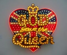 Man alive, I badly want this!!!! Gods Own Junkyard neon signs from our very own E17 London!