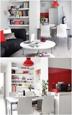 1000 images about deco hogar on pinterest ideas para for Deco departamentos pequenos