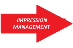 thesis of impression management