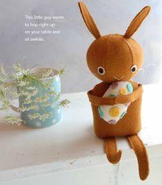 bunny pal Lark Crafts