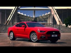Autotrader South Africa drives the all-new Ford Mustang. New Ford Mustang, Older Models, Car Videos, South Africa, Tiffany, Cars, Classic, Derby, Autos