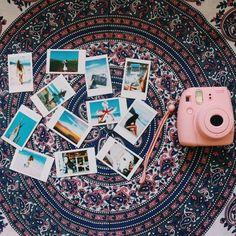 Coleccionar fotos de viaje