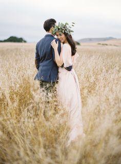Jose Villa - Engagement Photo