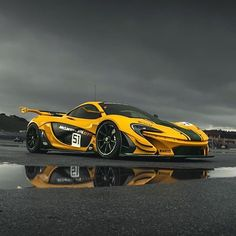 Would you track this P1 GTR in the rain?                                                                                                                                                                                 More