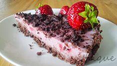 Ethique: Nepečený jahodový koláč