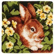 Primrose Rabbit by Vervaco