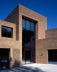 Carmody Groarke . Highgate House . London  (5)