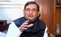 Sharad Yadav Fires 'Black Money' Salvo at BJP, His Party's New Ally