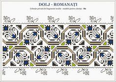 Gallery.ru / Фото #44 - Червоне і чорне - widpuckau Embroidery Sampler, Embroidery Applique, Cross Stitching, Beading Patterns, Blackwork, Pixel Art, Needlework, Projects To Try, Traditional