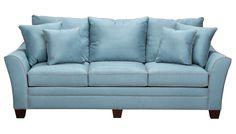 Ashford Collection - Light Blue Sofa 8380076