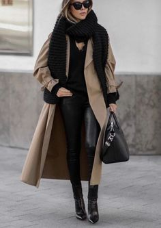 MUST HAVE CASUAL WINTER OUTFITS THAT LOOK EXPENSIVE – the best cold weather casual winter outfits for women that still look good! If you're looking for women's coats, winter style inspiration, casual winter fashion and winter ootd looks, take inspirati Winter Coat Outfits, Winter Outfits Women, Winter Coats Women, Coats For Women, Clothes For Women, Women's Clothes, Winter Outfits Casual Cold, Ootd Winter, Clothes Shops
