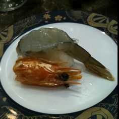 보리새우 초밥