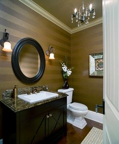 Oval Mirrors can add a break to hard lines, we carry many different samples to choose from and can make your mirror any size.
