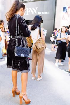 The Bags of New York Fashion Week Spring/Summer 2017: Day 4