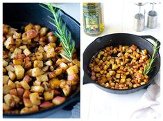 Skillet Fried Potatoes