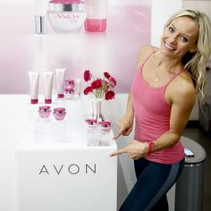 http://youravon.com/cynthiacampbell  We had so much fun launching ANEW Vitale at Body By Simone. Editors were treated to a custom workout created specifically for the collection from Celebrity Trainer, Simone de la Rue! #ANEWyou