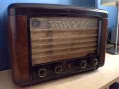 Philips BX490A (Netherlands, 1949)