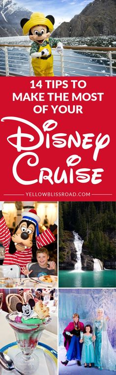 14 Tips for a Magical Disney Cruise to Alaska