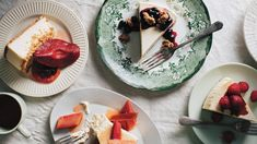 Choose your own cheesecake adventure with this recipe from Beatrix