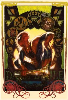 Spider-Man by Tony Harris
