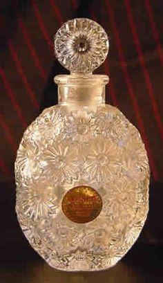 R. Lalique Rose Flacon