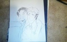 NO REPINS! Guys I am so proud if myself. XD I plan to color this and shading and all that. This is the sketch. Jeanmarco forever.
