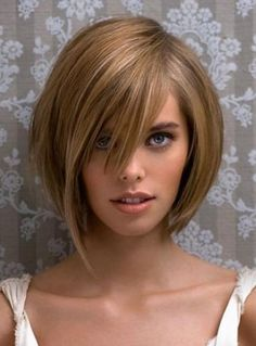 Love this look, too bad I don't have the guts to cut my hair. . .