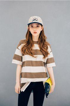 nice #korean, #fashion, #ootd... by http://www.globalfashionista.xyz/korean-fashion-styles/korean-fashion-ootd-5/