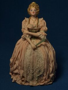 Gale Elena Bantock by abantock (it-beautiful lace detail on the gown!)