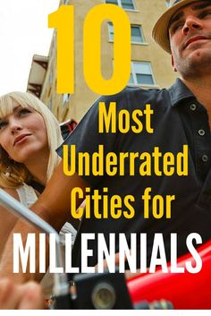 Looking for an alternative to live or visit from the usual Los Angeles or New York scene? Check out these 10 underrated cities in the U.S. that are great for living and travelling for millennials.
