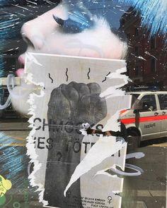 VIOLENCE - Zurich / Suisse - Ready-Made - 2017 - @DOM(K) Urban, Zurich, Abstract Art, Public, War, Instagram Posts