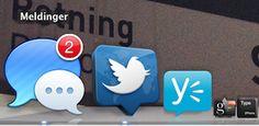 Endelig: Messages til MacBook Apple Apps, Tech Logos, Macbook, Messages, Blog, Mac Book, Blogging, Text Posts