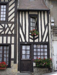 Crèvecœur-en-Auge, Normandie, France