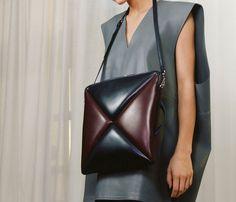 Balenciaga Finally Unveils Its Pre-Fall 2017 Bags, Which are Basically All Triangular - PurseBlog