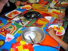 Fine Lines: Kindergarten Colors