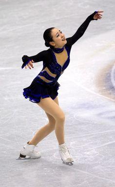 朝日新聞デジタル写真特集「フィギュアスケート グランプリファイナル」
