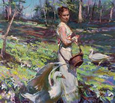 Daniel Gerhartz's latest body of work to be exhibited and sold at the Meyer Gallery… art for the home, romantic paintings, original art, original oil paintings, art by Dan Gerhartz, home decor, paintings of people