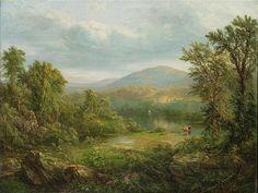 Lake Losepe by William Mason Brown