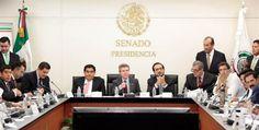 Avanza en Senado iniciativa de EPN sobre justicia laboral