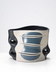 Gustavo Perez (Mexican: 1950) - Vase Sculpture (2012)