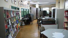 Sala de lectura y consulta