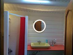 Bath Samsø Bathroom Lighting, Mirror, Furniture, Home Decor, Bathroom Light Fittings, Bathroom Vanity Lighting, Decoration Home, Room Decor, Mirrors