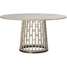 McGuire Furniture: Barbara Barry Fretwork Dining Table: No. 847