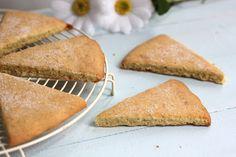 Pastas escocesas de mantequilla (Shortbread)