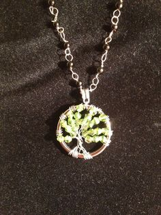 Green Tree of Life on Etsy, $22.00