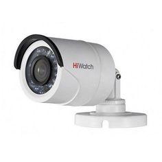 HiWatch DS-T200, 3.6 мм DS-T200, 3.6 мм HiWatch DS-T200 - 2Мп уличная цилиндрическая камера от бюджетной торговой марки HiWatch выполнена по стандарту HD-TVI, который использует изменённые технологии формирования и передачи аналоговых видеосигналов. Метод полного разделения цветосодержащей и яркостной составляющих обеспечивает большую чёткость изображений без накопления помех. Оригинальные алгоритмы обработки немодулированных видеосигналов при последующей квадратурной амплитудной модуляции…
