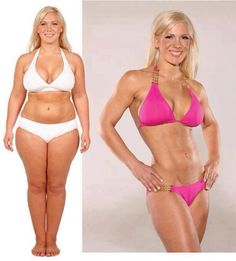 #1 SECRET to losing weight + gaining muscle FAST! I'm so glad I found this!!! It has changed my life..... Before and After Weight Loss Success Story Photo