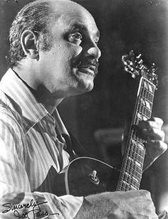 Joe Pass, jazz guitar virtuoso: Jan 13, 1929 - 1994… (via...